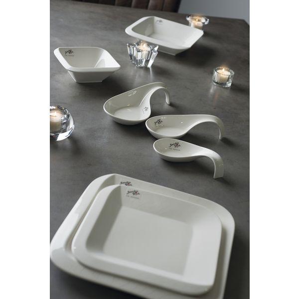 modern table servierl ffel porzellan l nge 183 mm breite 88 mm. Black Bedroom Furniture Sets. Home Design Ideas