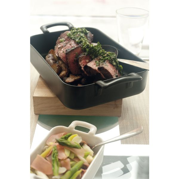 Revol belle cuisine servierform eckig mit griffen for Revol belle cuisine